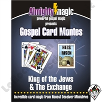 New Stuff | 04-01-13 | Gospel Card Montes