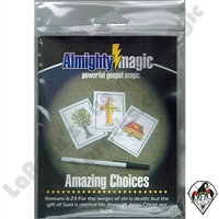Magic | Gospel Magic | All have Sinned | Amazing Choices