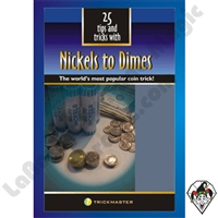 Magic | COIN MAGIC | COIN MAGIC PAGE 2 | Nickels to Dimes Book