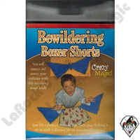 New Stuff | 11-22-11 | 11-23-11 | Magic Coloring Book | Children's Magic | Bewildering Boxer Shorts