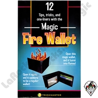 Magic | Special Effects F/X  | Fire Wallet