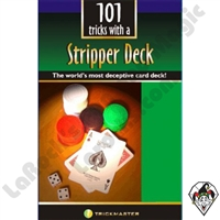 Magic | Card Magic | Stripper Deck | Stripper Deck Booklet