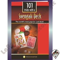 Magic | Card Magic | Svengali Deck | Svengali Deck Book