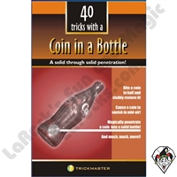 Magic | COIN MAGIC | COIN MAGIC PAGE 2 | Coin in a Bottle Booklet