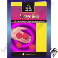 25 Tips and Tricks With Sponge Balls