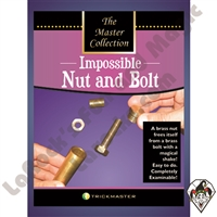 Impossible Nut & Bolt Brass