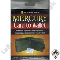 Magic | CARD MAGIC | Card to Wallet Mercury