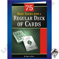 New Stuff | 06-01-13 | 75 Tricks with a Regular Deck of Cards