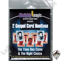 New Stuff | 04-01-13 | 2 Gospel Card Routines