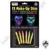 Face-Painting | Wolfe | Face Painting Crayons | Make Up Stix Neon Colors
