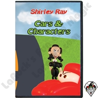 Videos, DVD, & CDs | Cars and Characters Shirley Ray