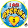 Stickers | Angel Stickers | I Am Special Stickers