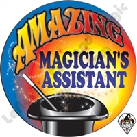Stickers | Angel Stickers | Amazing Magician's Assistant Stickers