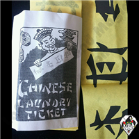 Chinese Laundry Ticket 10ct