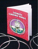 Magic | Stage Magic | Linking Rings | Chinese Linking Rings Book