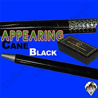 Magic | Canes & Candles | Appearing Cane Metal Black