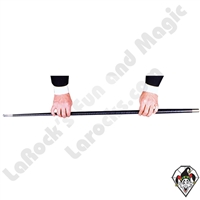 Magic | Canes & Candles | Vanishing Cane Metal Black SS