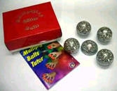 Magic | Ball Magic | Multiplying Balls | Multiplying Glitter Balls