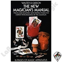 Magic | Magic Books | The New Magician's Manual by Walter Gibson