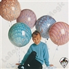 18 inch Peacock Balloons 25ct