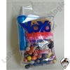 Yo Yo Balloons With Pump and Clips 100ct