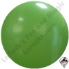 Cattex 72 Inch Round Green Balloon 1ct