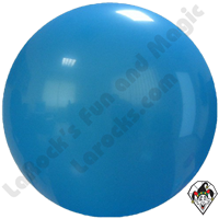 Cattex 72 Inch Round Blue Balloon 1ct