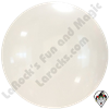 Cattex 72 Inch Round Clear Balloon 1ct