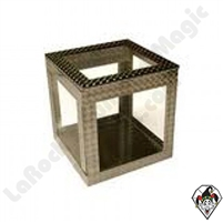 Magic | Stage Magic | Crystal Cube 6 inch Spring Loaded