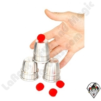 Mini Cups & Balls Aluminum Ickle Pickle