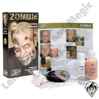 Character Zombie Old Design Premium Makeup Kit Mehron