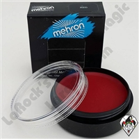 Mask Cover Red Mehron 1 oz.