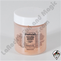 Specialty Powder Natural Bronze 1 oz. Shaker by Mehron
