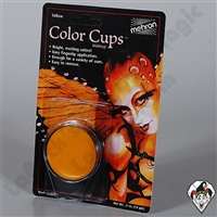 Mehron Color Cups Yellow