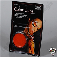 Clowning | MEHRON | MEHRON MAKEUP | Color Cups | Orange