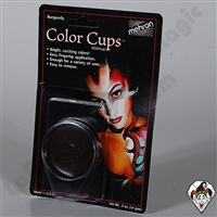 Clowning | MEHRON | MEHRON MAKEUP | Color Cups | Burgundy