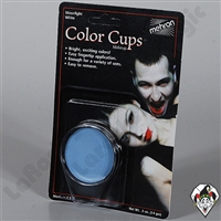 Clowning | MEHRON | MEHRON MAKEUP | Color Cups | Moonlight White