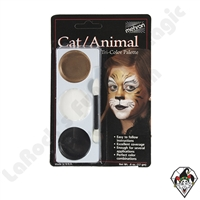 Tri-Color Cat/Animal Make-Up Palette Mehron