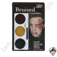 Tri-Color Bruise Make-Up Palette Mehron