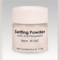 UltraFine Neutral Setting Powder .6 oz by Mehron