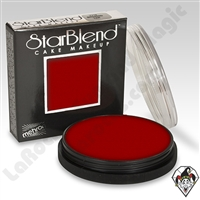 StarBlend Cake Makeup Red Mehron 2oz