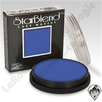 StarBlend Cake Makeup Blue 2oz by Mehron