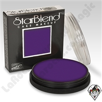 StarBlend Cake Makeup Purple 2oz by Mehron
