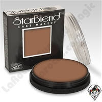 StarBlend Cake Makeup Light Egyptian 2oz by Mehron