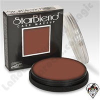 StarBlend Cake Makeup Dark Egyptian 2oz by Mehron