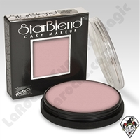 StarBlend Cake Makeup Light Beige Blush 2oz by Mehron