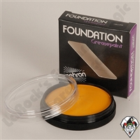 Foundation Greasepaint Yellow Mehron