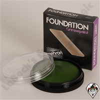 Foundation Greasepaint Green Mehron