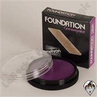 Foundation Greasepaint Purple Mehron