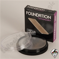 Foundation Greasepaint Silver Mehron